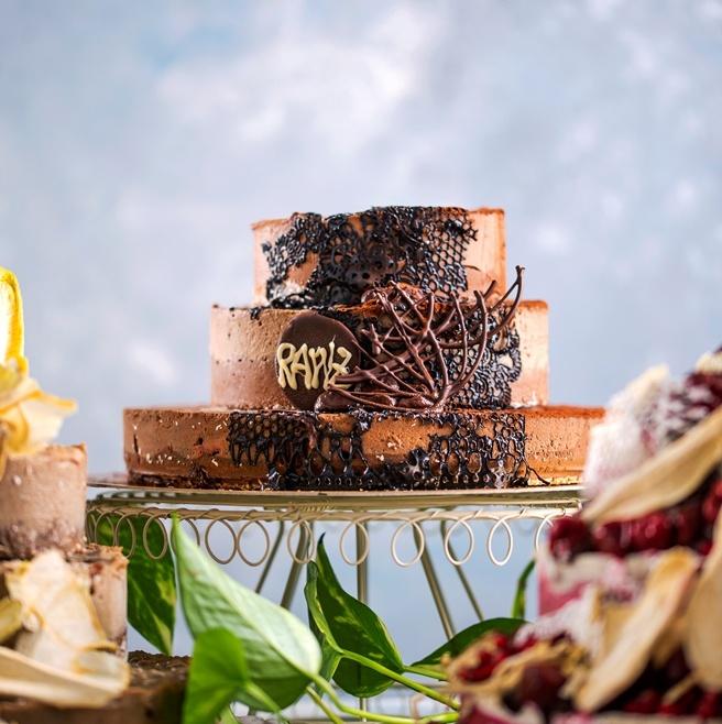 HERCULE Exciting Cake